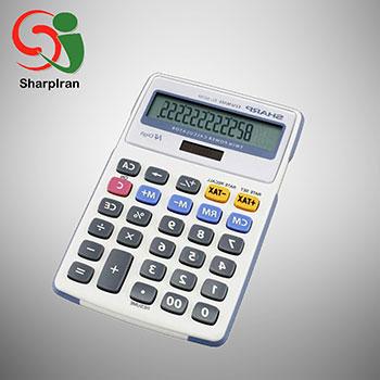 عکس ماشین حساب SHARP مدل EL-421M