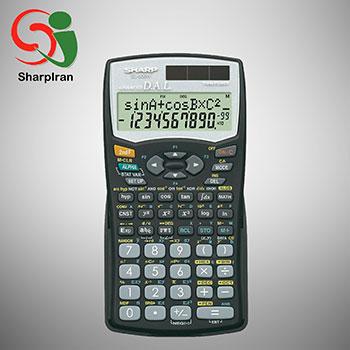 عکس ماشین حساب SHARP مدل EL-506W