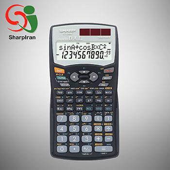 عکس ماشین حساب SHARP مدل EL-520W