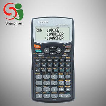 عکس ماشین حساب SHARP مدل EL-5250