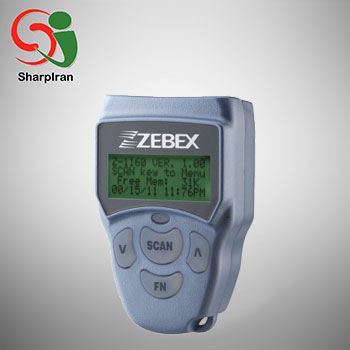 عکس بارکد خوان بی سیم Zebex مدل Z1160