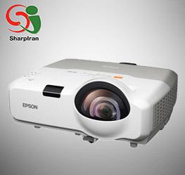 عکس ویدئو پروژکتور Epson مدل EB 420