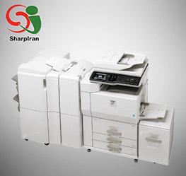 عکس فتوکپی شارپ Sharp MX M753 U/N