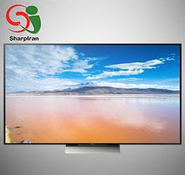 عکس تلویزیون 4K هوشمند SONY KDL-55X9300