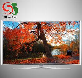 عکس تلویزیون خمیده SAMSUNG 65KSC9990