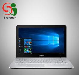 عکس لپ تاپ asus مدل N552VW I7 16 2TB+128SSD 4G TOUCH 4K ALMAS