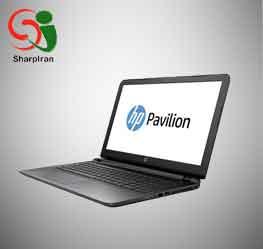 عکس لپ تاپ HP AB100 A10 BLACK SARIR2