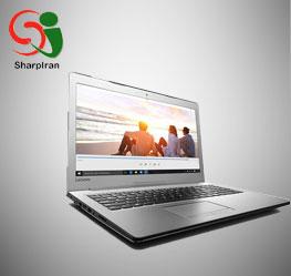عکس لپ تاپ LENOVO مدل IP510 I7(7500) 8 1TB+128SSD 4G WH/BK AWAT