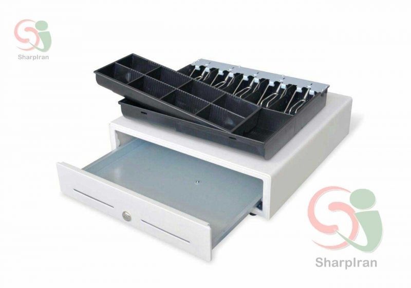 کشوی پول 5 خانه HPRT مدل Cash Drawer MK - 460
