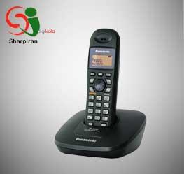 عکس تلفن بی سیم پاناسونیک مدل KX-TG3611BX