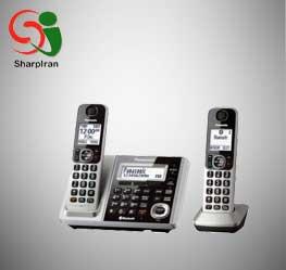 تلفن بی سیم پاناسونیک مدل KX-TGF372