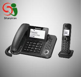 تلفن بی سیم پاناسونیک مدل Panasonic KX-TGF310 Corded/Cordless Phone