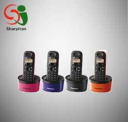 تلفن بی سیم پاناسونیک مدل Panasonic 1311 – Cordless
