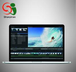 لپ تاپ 15 اینچی اپل مدل MacBook Pro MLH32 همراه با تاچ بار