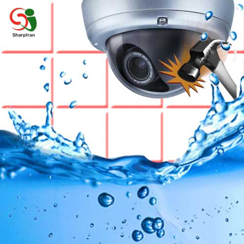 دوربین مدار بسته ضد ضربه و ضد آب چیست ؟