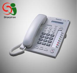 تلفن پاناسونیک مدل Panasonic KX-T7665