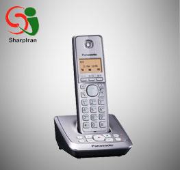عکس تلفن پاناسونیک مدل KX-TG2721