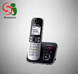عکس تلفن پاناسونیک مدل KX-TG6821