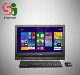 عکس کامپیوتر بدون کیس MSI