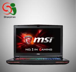 لپتاپ ام اس آی مدل GT72VR Dominator Pro با پردازنده i7 و صفحه نمایش فول اچ دی