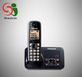 عکس تلفن پاناسونیک مدل KX-TG3721