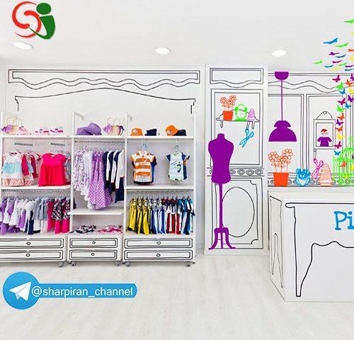 طراحی فضای فروشگاهی