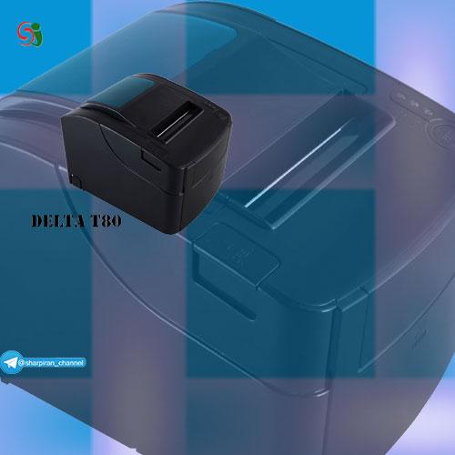 معرفی کامل فیش پرینتر Delta t80