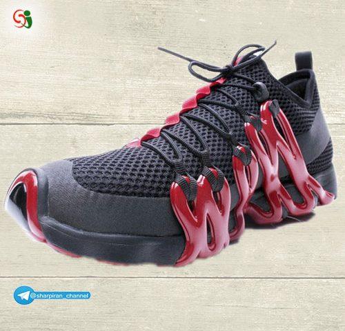 ریبوک با استفاده از پرینترهای سه بعدی کفش چاپ کرد