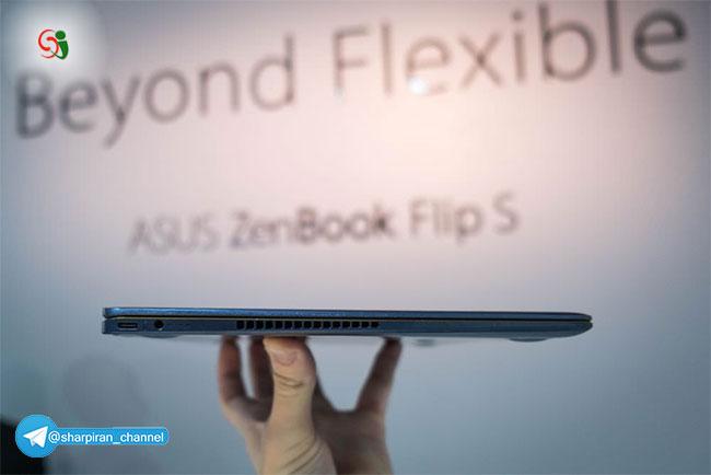 لپ تاپ های شرکت ایسوس در نمایشگاه کامپیوتکس 2017