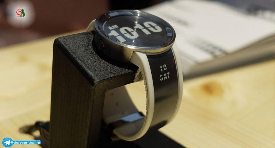اطلاعات و مشخصات ساعت هوشمند FES Watch U شرکت سونی