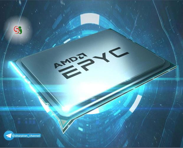 شرکت AMD برای رقابت با اینتل پردازنده جدیدی معرفی کرد