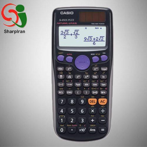 ماشین حساب علمی مهندسی Casio مدل FX-85es Plus