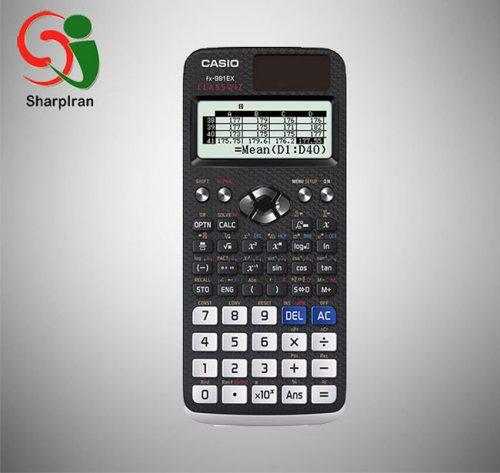 ماشین حساب علمی مهندسی Casio مدل FX-991 Ex