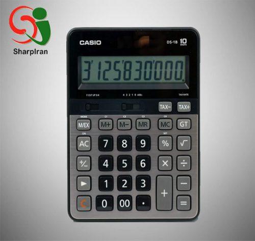ماشین حساب رومیزی Casio مدل DS-1B