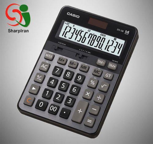 ماشین حساب رومیزی Casio مدل DS-3B