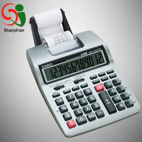 ماشین حساب Casio مدل Hr-100 Rc