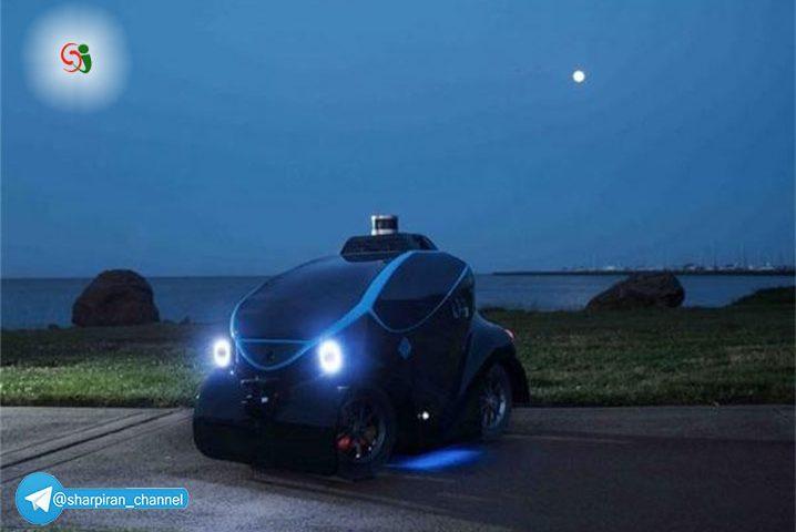 خودروهای بدون راننده پلیس در دبی گشت خواهند زد
