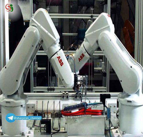 ربات هایی که در 6 دقیقه کفش تولید می کنند