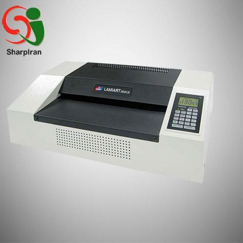 دستگاه پرس کارت LAMINATOR مدل PD-230 SL