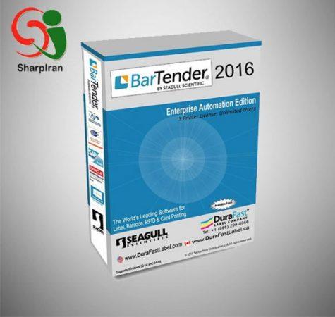 دانلود برنامه BarTender برای طراحی بارکد