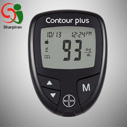 دستگاه قند خون Bayer مدل Contour Plus