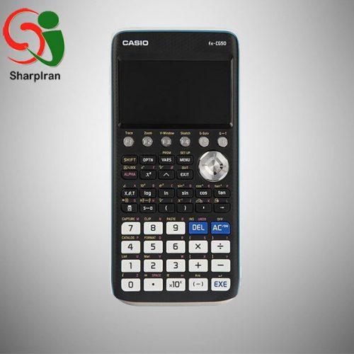 ماشین حساب مهندسی با قابلیت رسم نمودار Casio fx-CG50