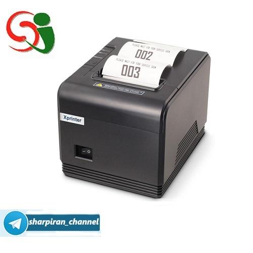 خرید فیش پرینتر حرارتی Xprinter XP-Q200