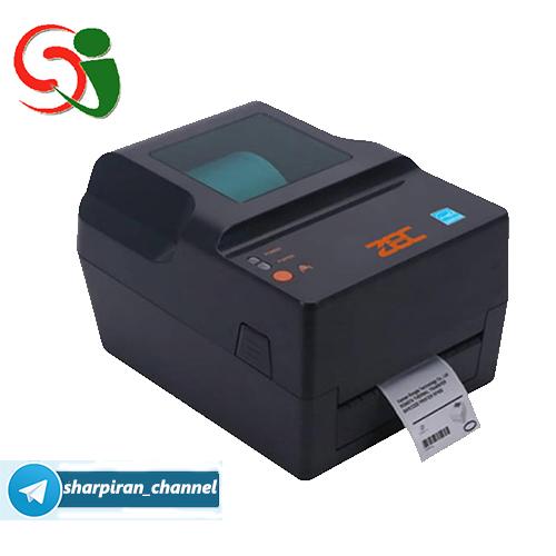 بارکد پرینتر و چاپگر لیبل ZEC ZP400