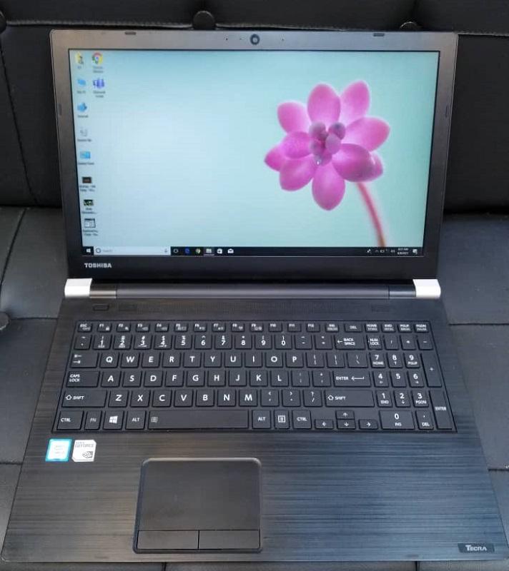 لپ تاپ گرافیک دار استوک  Toshiba Tecra A50-C