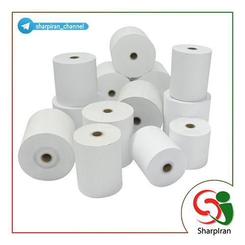 فروش رول کاغذ حرارتی فیش پرینتر