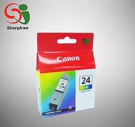عکس کارتریج پرینتر کانن Canon BCI 24 CL
