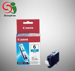عکس کاتریج پرینتر کانن Canon BCI 6C