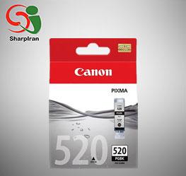 عکس کارتریج پرینتر کانن Canon PG 520 BK