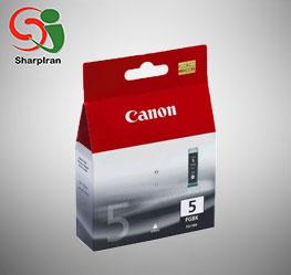 عکس کارتریج پرینتر کانن Canon PGI 5 BK
